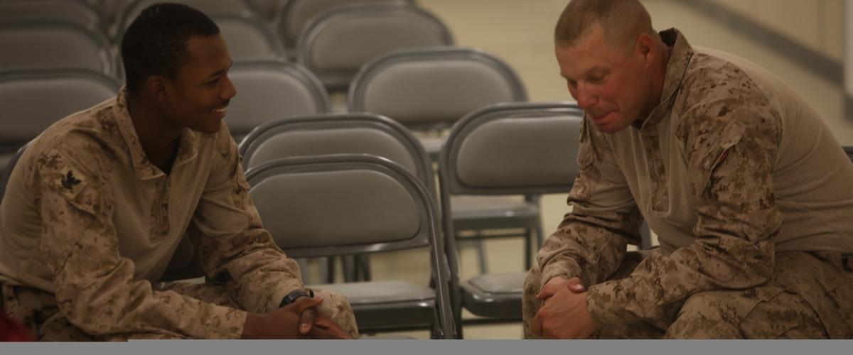 PTSD Counselling for Milltary Veterans