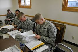 #33 !soldiers in a classroom